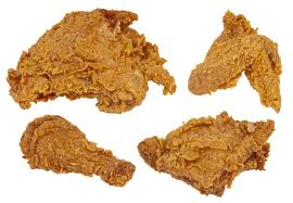 can rabbits eat fried chicken